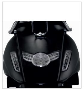 Attractive Tail Lamps